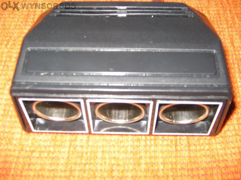Разклонител за запалка за кола;Преходник за запалка за кола 3×12v,24v. гр. Пловдив - image 5