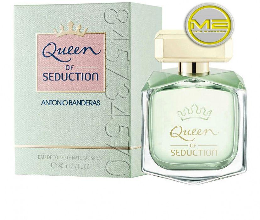 Queen of Seduction Antonio Banderas 80 ml