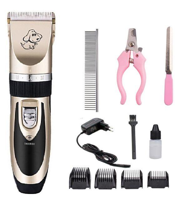 Комплект за подстригване (Прическа и нокти) на домашни любимци