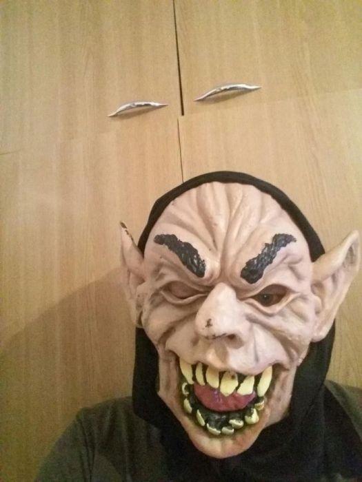 Masti carnaval halloween