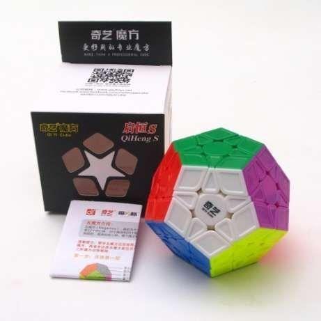 Мегаминкс MoFangGe QiHeng (S) Megaminx, мегамикс, кубик рубика