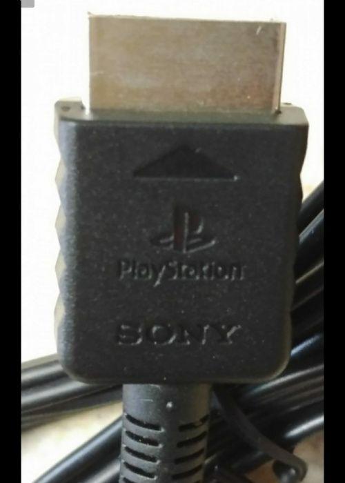 Cablu AV la RCA pentru Sony Playstation PS PS2 PS3-Original-Poze reale