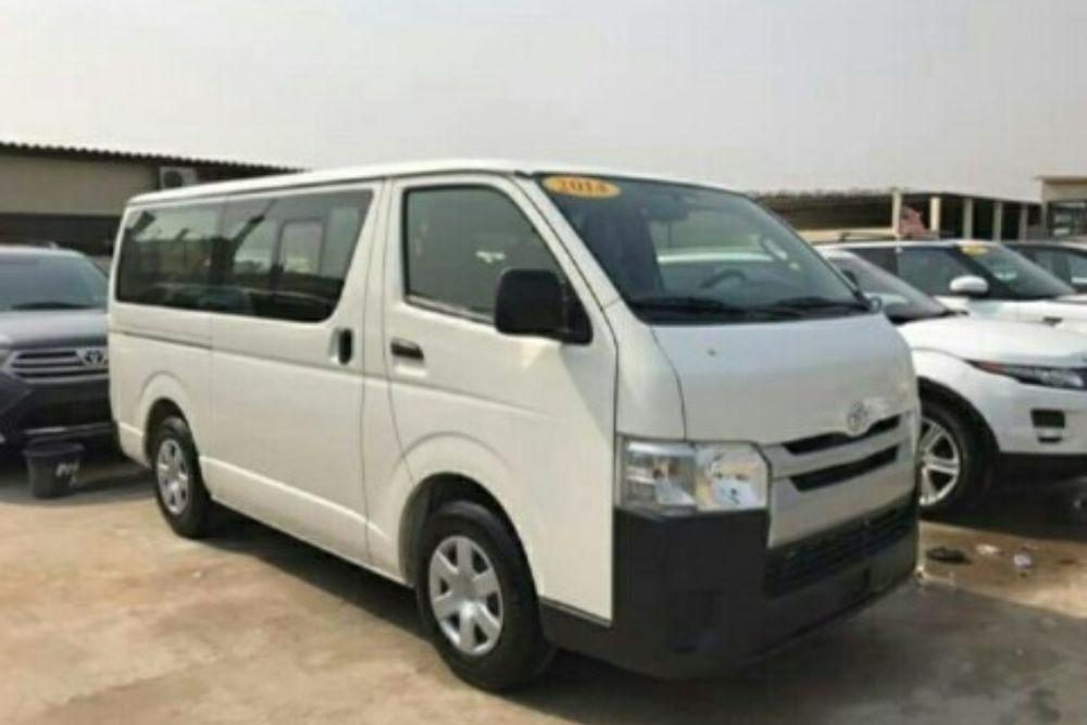 Toyota Hiace Quadradinho viatura a venda