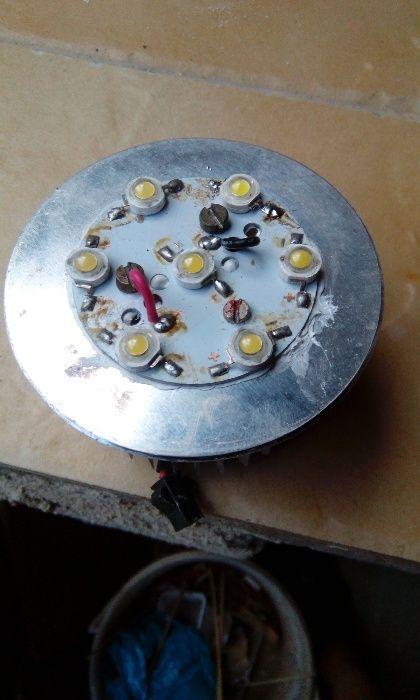 Светодиод 1W 3,2-3,4V лед Led луни, лунички