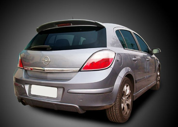 Антикрило за Opel Astra H