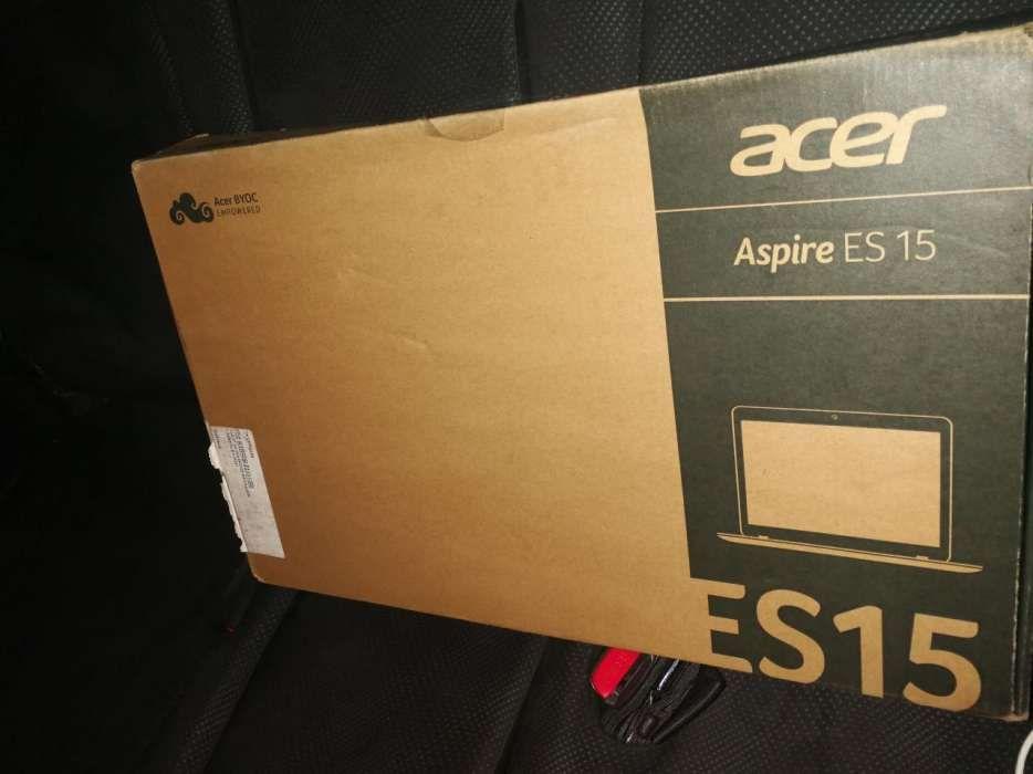 Leptop acer E15 novo na caixa cor i3 4h de ram ,1tb disco