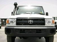 Toyota Land Cruiser a venda