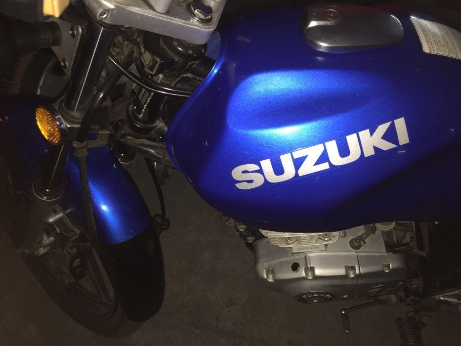Suzuki 125 super LEGAL