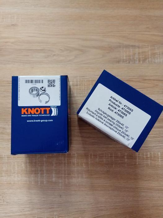 Rulment Knott 250x40