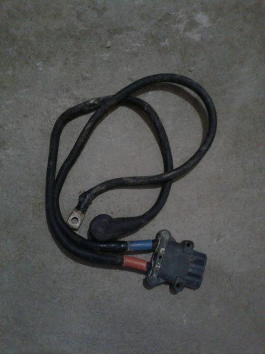 Кабел за електрическа количка + щепсел