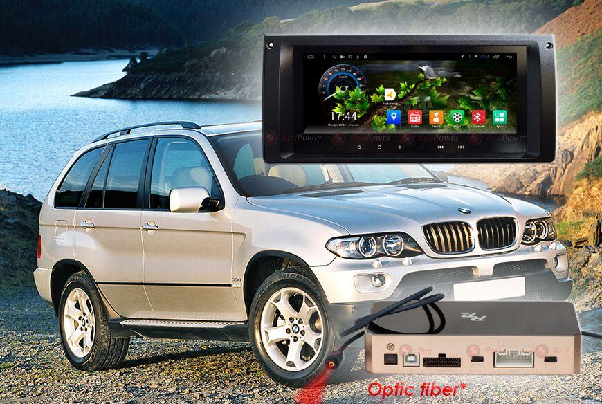 Автомагнитолы на Андроиде для BMW/Volkswagen/Porsche