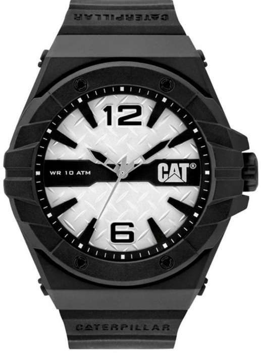 Caterpillar Spirit Silicone Strap Watch LC1112…