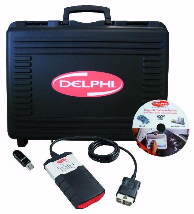 Tester Auto Delphi DS150 2015.R3 CALITATE A++ 1PCB