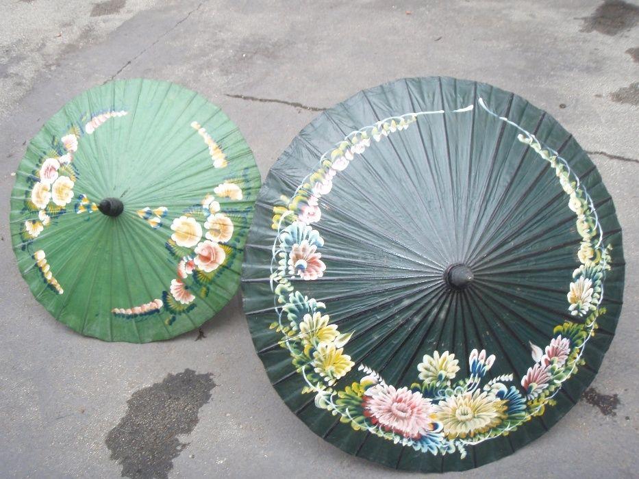 Стари колекционерски чадърчета