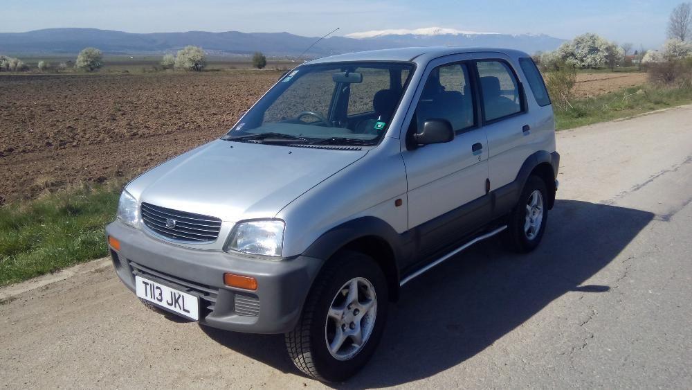 Дайхатсу Териос Daihatsu Terios 1999 и 2003 на части