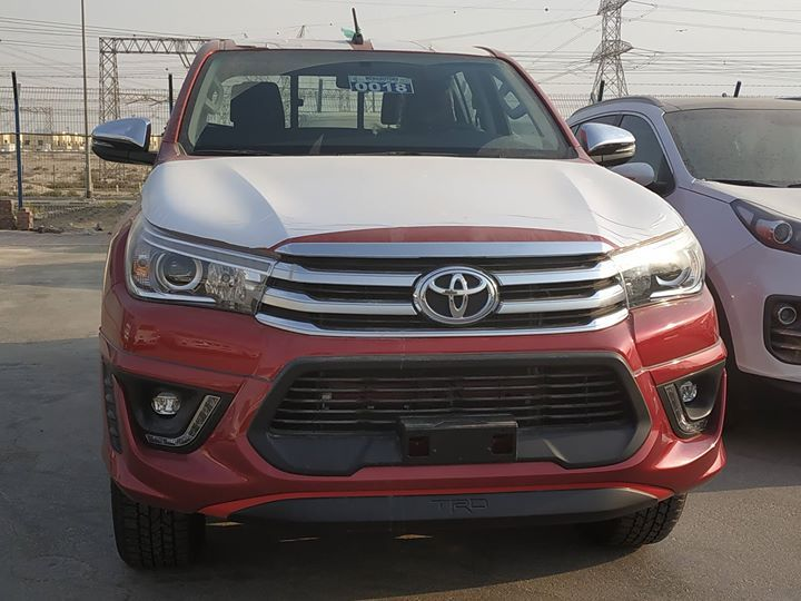 Toyota Hilux Ultimo modelo Lobito - imagem 1