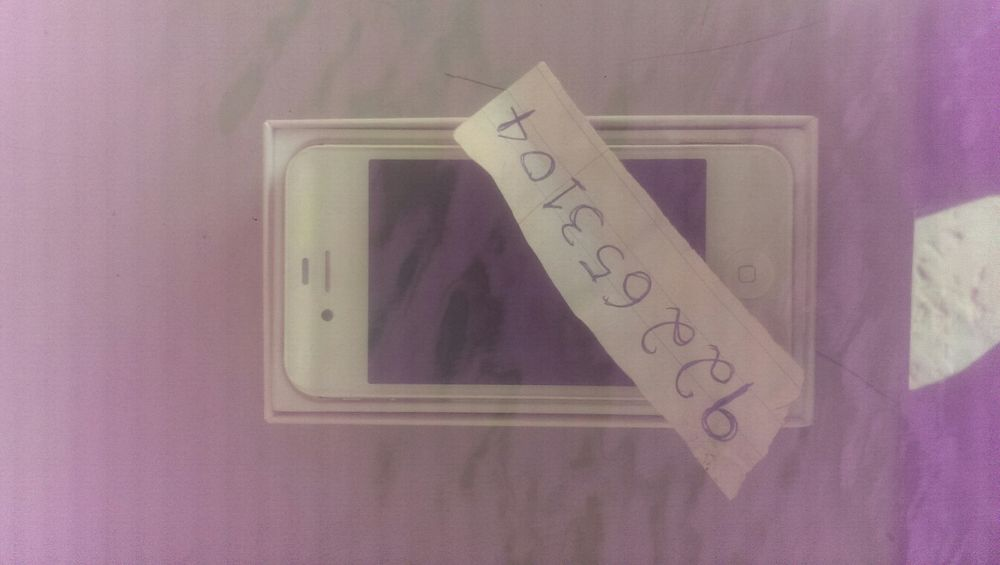 Telemóvel iPhone 5 novo na caixa