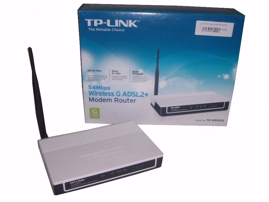 Продам модем TP-LINK W8901G