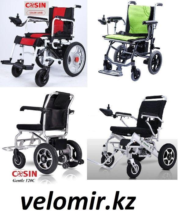 velomir.kz Коляски инвалидные, электрические. Подъемники.