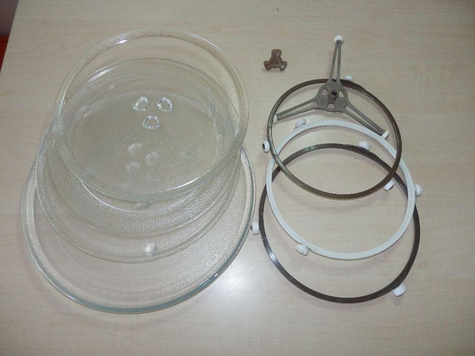 Farfurie Cuptor Microunde 24,5/ 25,5/ 28/ 29/ 34 cm si cercuri farfuri