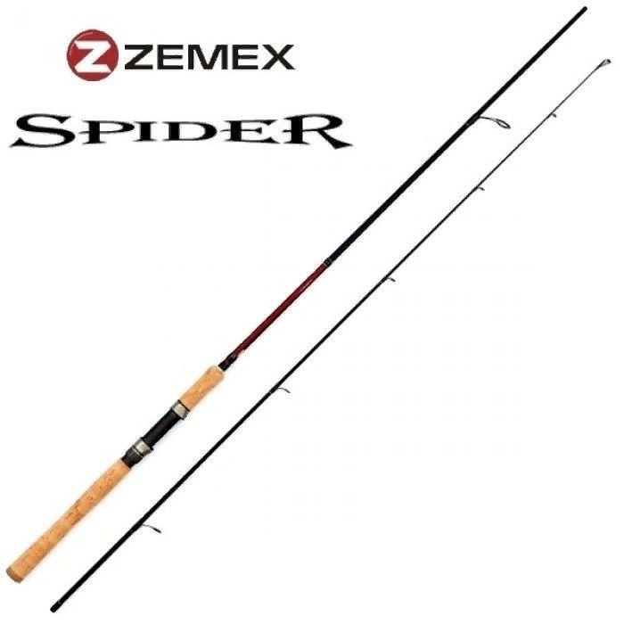 Спиннинг Zemex Spider, 270 cм, 5-28гр.