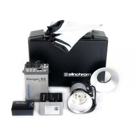 Elinchrom #10273.1 Ranger RX SPEED AS Set S cu accesorii - portabil