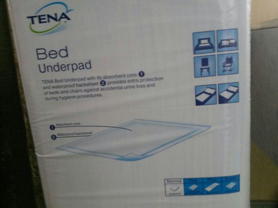 Впитывающие пеленки TENA Bed Normal 60x90 см, 30 шт.  4 000 тг ... 6fc389134bb