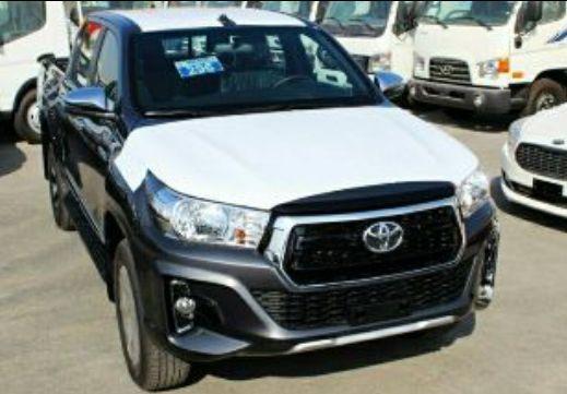 Toyota Hilux nova em promoção