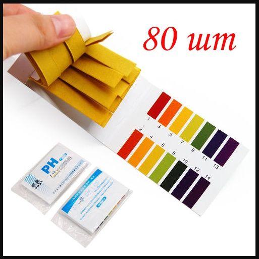 pH тест полоски