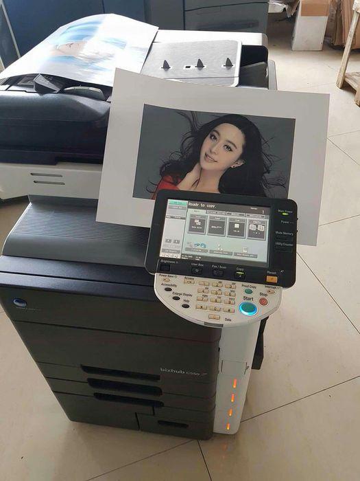 Vendo estas maquinas de impressão