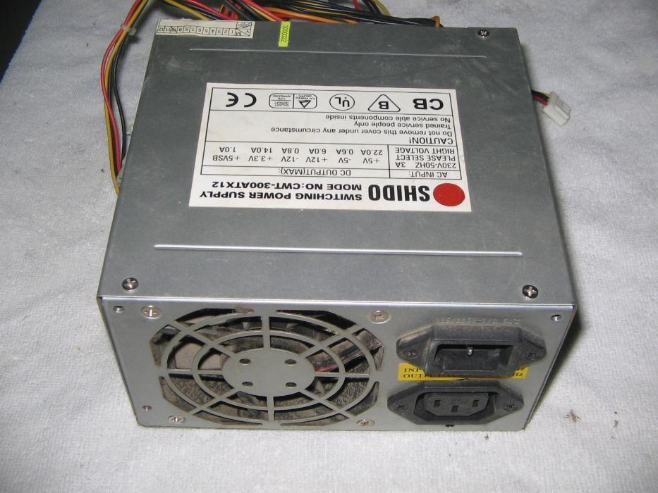Захранване за компютър 300 вата