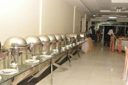 Serviço de buffet apartir de 6.000 kzs