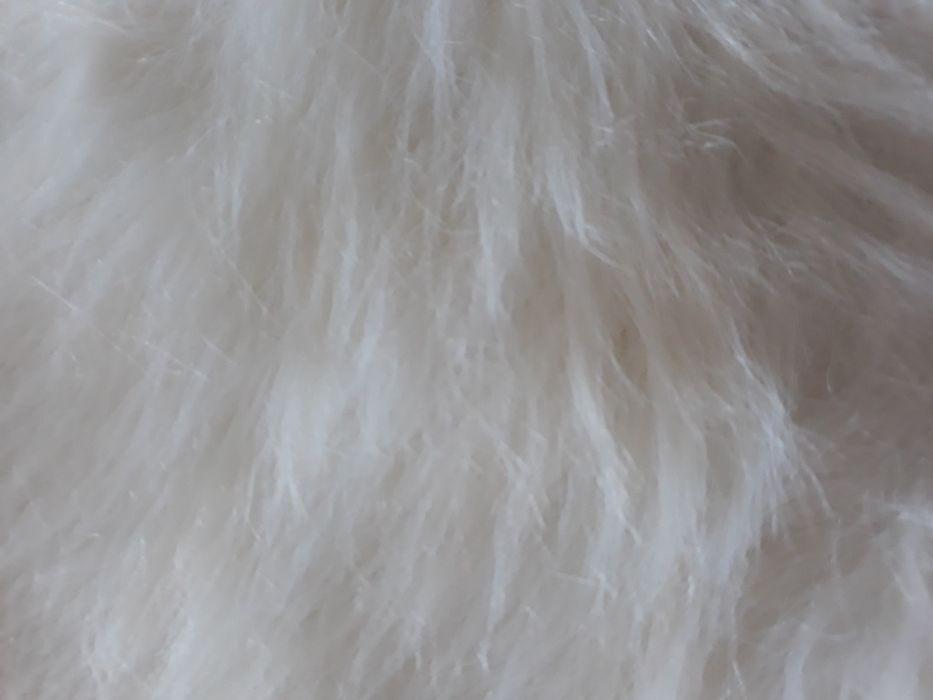 Covor imitatie blana naturala