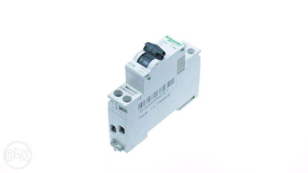 Sigurante automate 1P+N Schneider 10A, 16A ,20A ,25A (Originale) Stoc