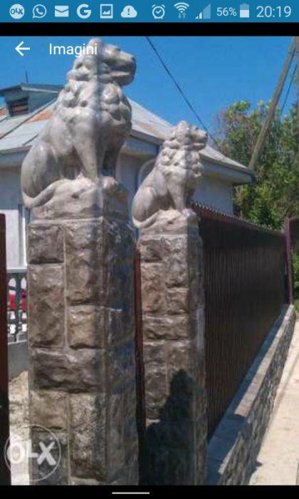 Lei ornamentali beton