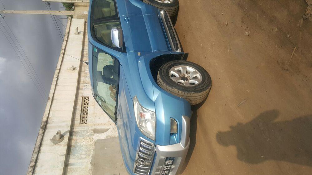 Vendo o meu Toyota Prado curto Luanda da sorte