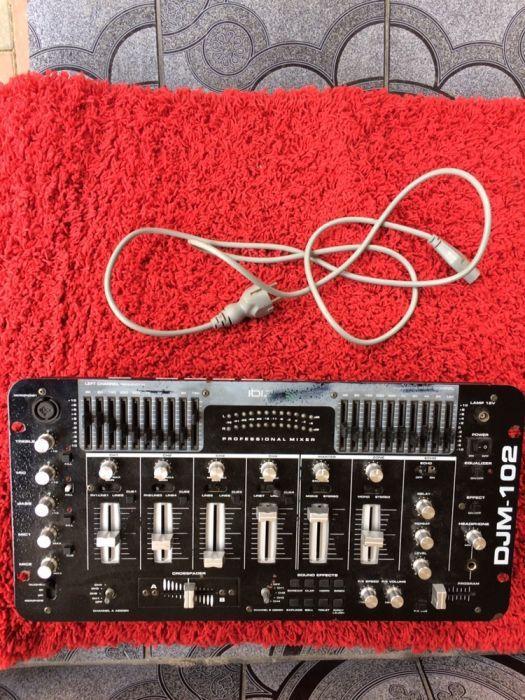 Mixer dj m 102