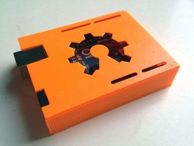 Carcase ARDUINO - Printare 3D