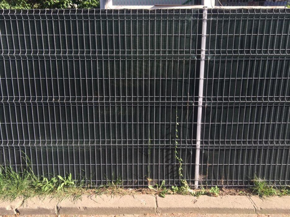 Plasa pentru gard / umbrire 2x15 m grad de umbrire 90%