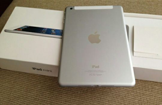 IPad mini disponivel