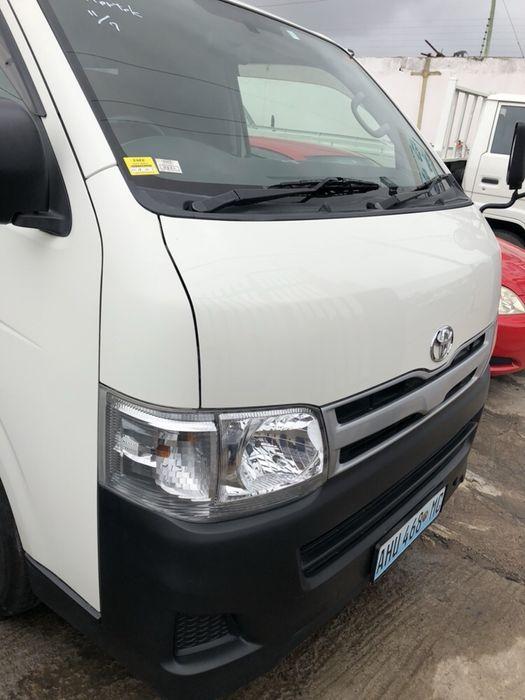Toyota Hiace Maputo - imagem 1
