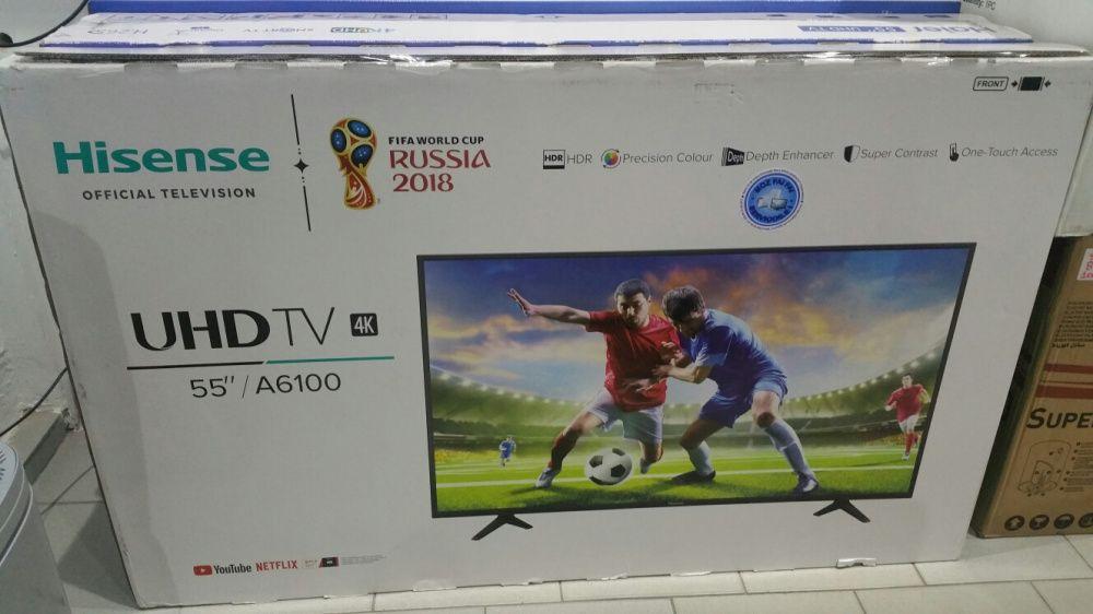 Grande promoção de tvs hisense LED FULL HD 4k SMART 55 polegadas novas
