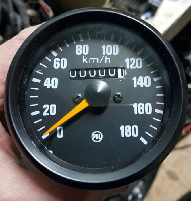 Продам спидометр от мотоцикла Ява