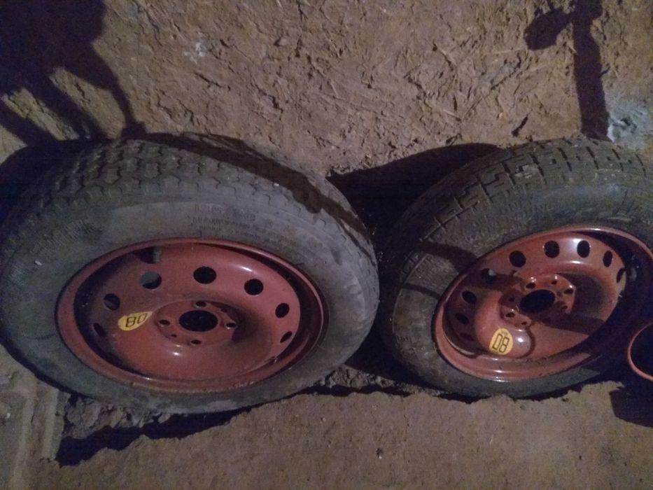 Резервни гуми с джанти 4х98 R14