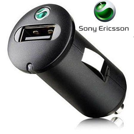 Incarcator auto Sony USB 1,2A - Iphone, Samsung, HTC, LG, Nokia