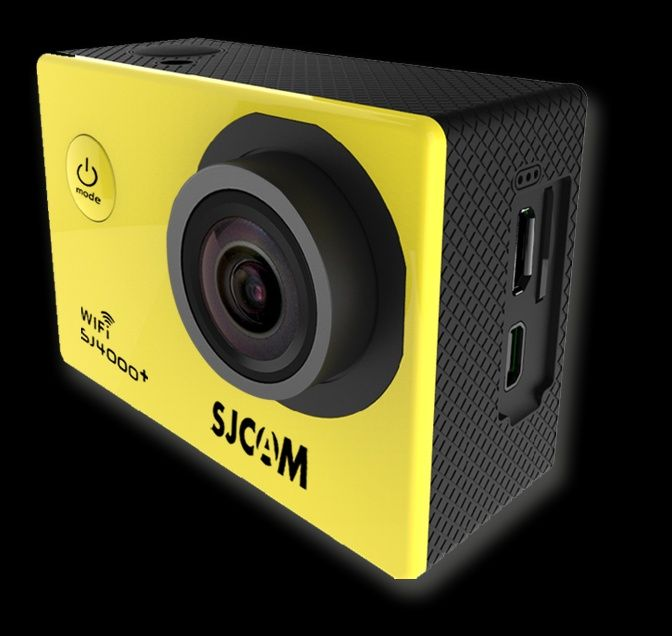 Camera SJCAM SJ4000+ Plus 2K WiFi cu Gyro Stabilizare. Original 100%!