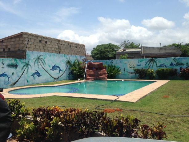 Mahotas Arrendamento T5 com piscina. Maputo - imagem 6