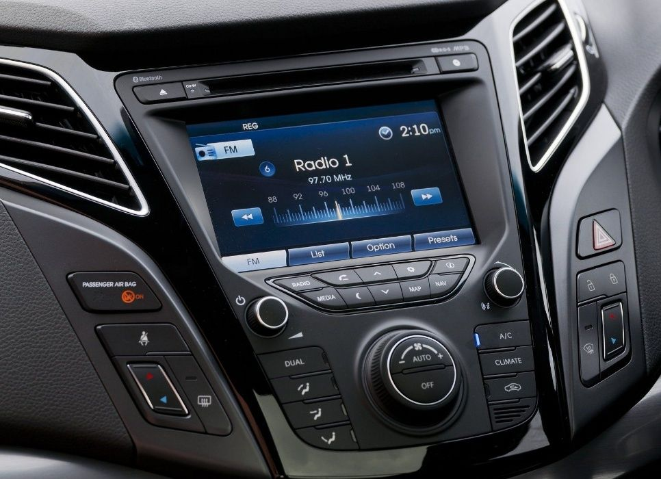 Update harti navigatie Hyundai Santa Fe I35 I20 i45 Kia Sportage Gen1