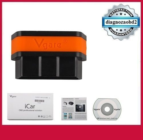 Tester diagnoza auto -Vgate iCar 2 Versiune WIFI ELM327 – pentru Andro