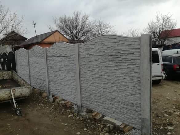 Gard beton Braila - imagine 4